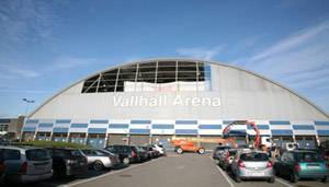 Image of valhall arena